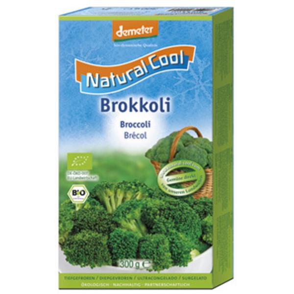 Mrazená brokolica