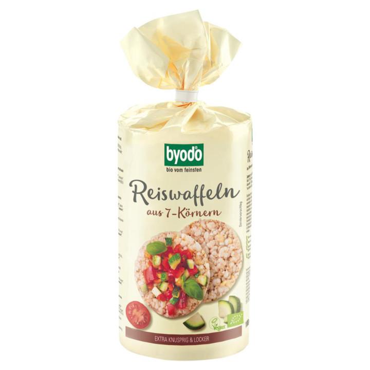 Ryžové chlebíky 7-zrnné