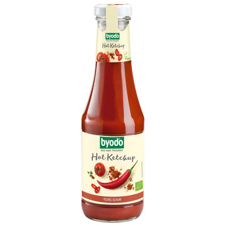 Kečup ostrý