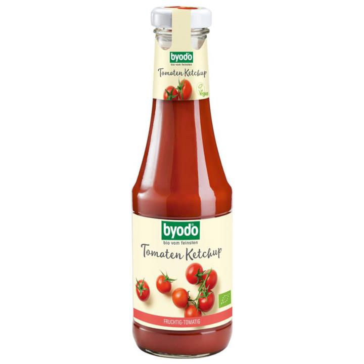 Kečup jemný s trstinovým cukrom