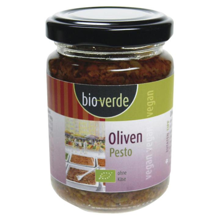 Olivové pesto