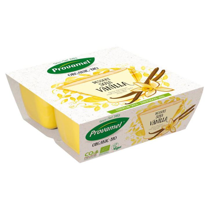 Vanilkový dezert