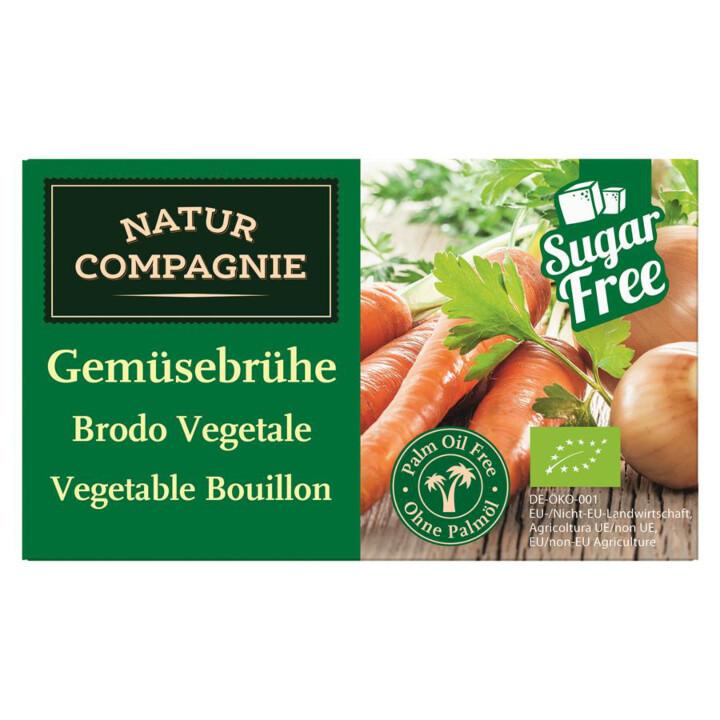 Zeleninový vývar - kocky