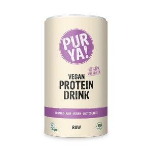 Proteínový nápoj raw energy