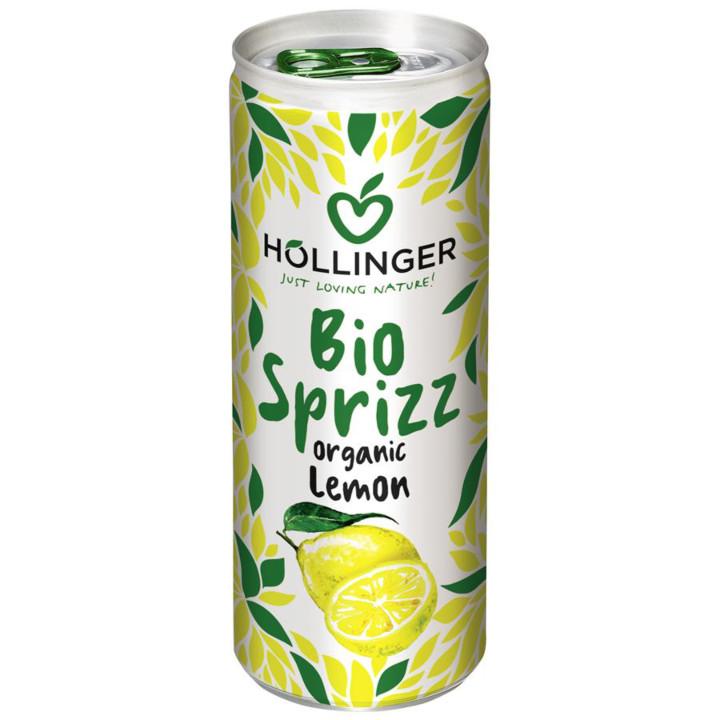 Citrónový nápoj - sýtený 250 ml