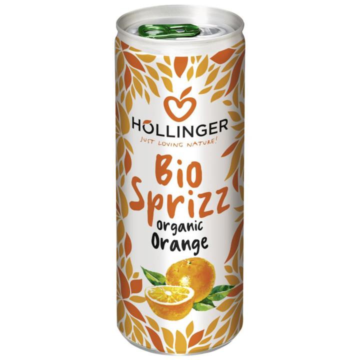 Pomarančový nápoj - sýtený 250 ml