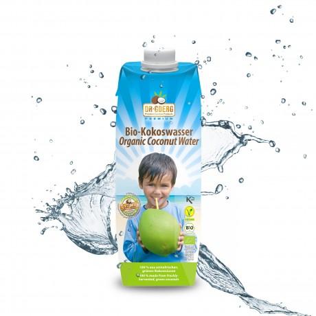 Kokosová voda Dr.Goerg 1 liter