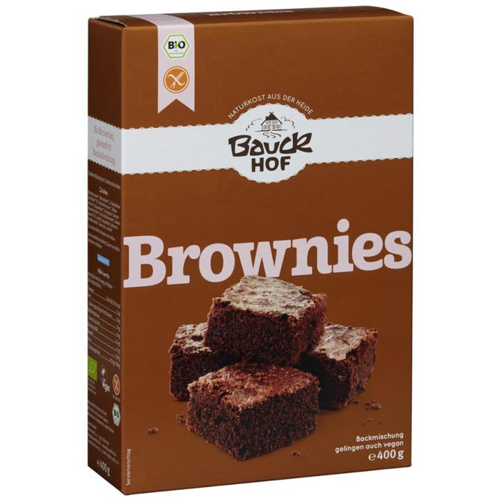 Zmes na brownies - bezlepkové