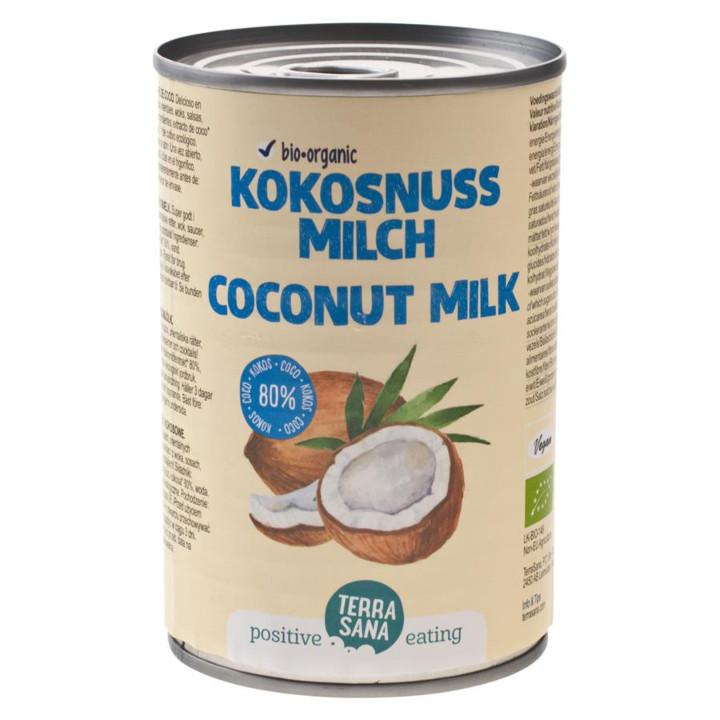 Kokosové mlieko Terrasana