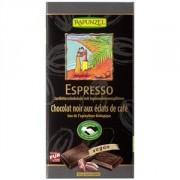 Tmavá čokoláda espresso