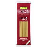 Semolínové špagety