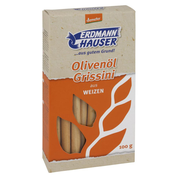 Grissini s olivovým olejom