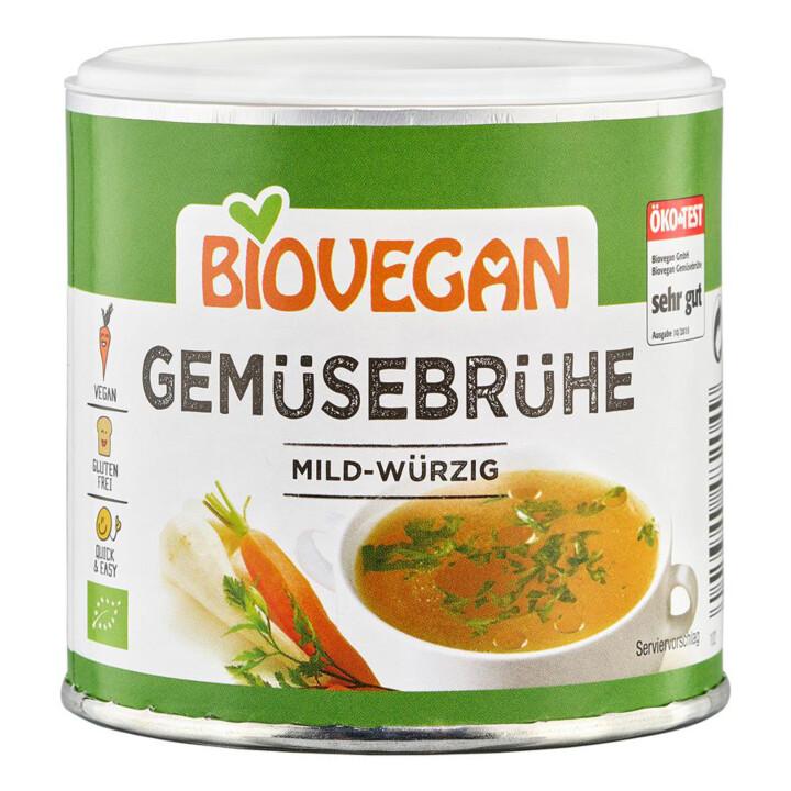 Zeleninový vývar bez kvasníc Biovegan