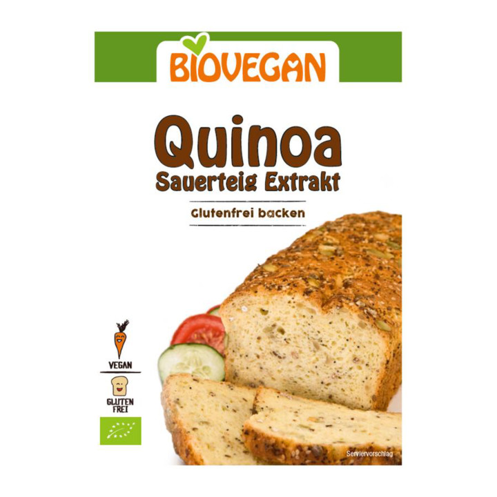 Kvások z quinoa