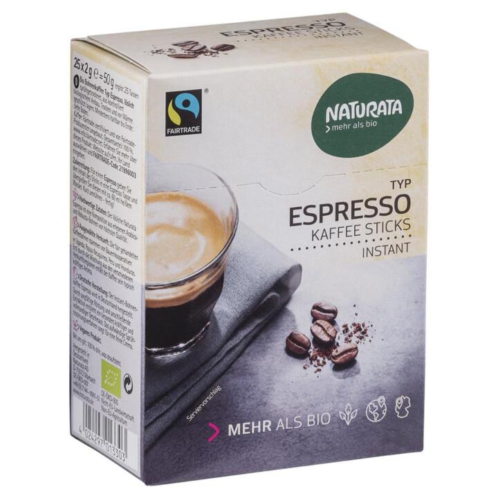 Espresso instantná káva 25x2g