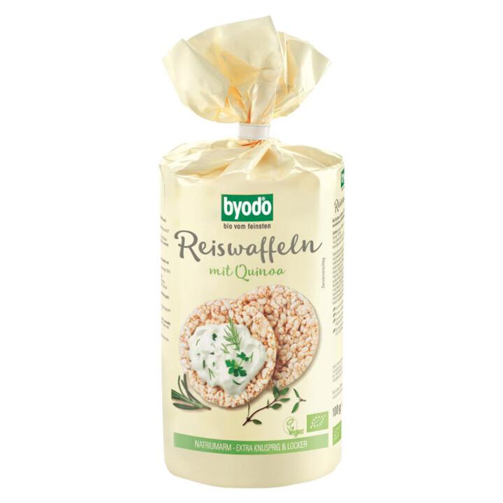 Ryžové chlebíky s quinoa