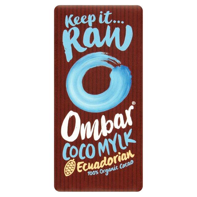 RAW čokoláda kokosová