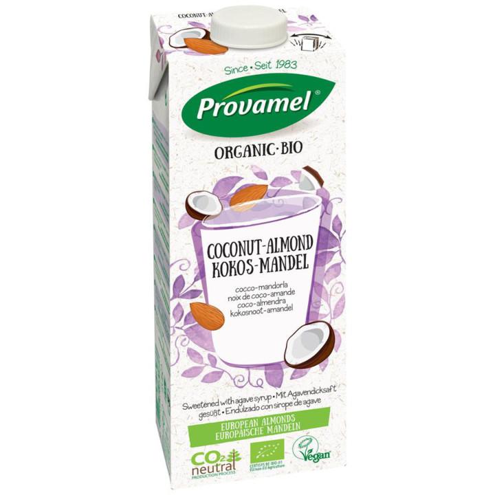 Kokosovo-mandľové mlieko Provamel