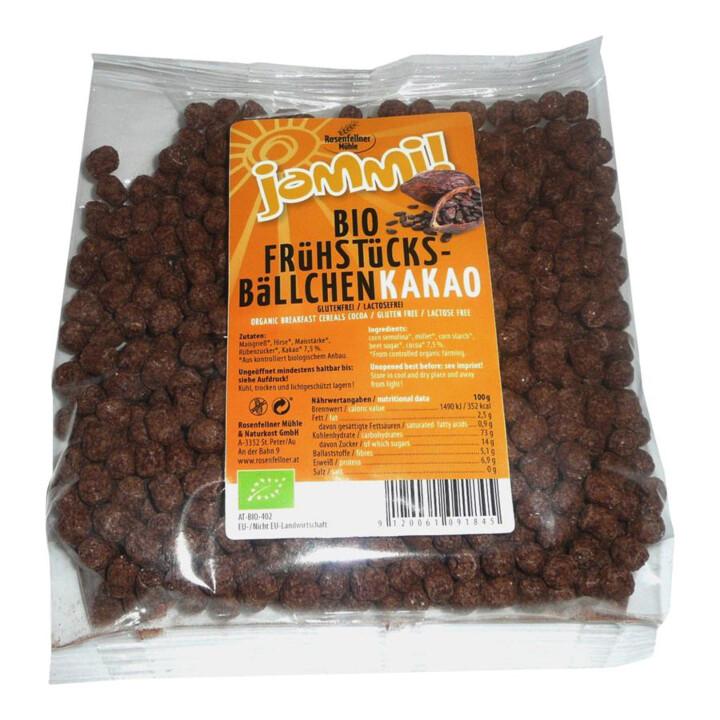 Kakaové guličky