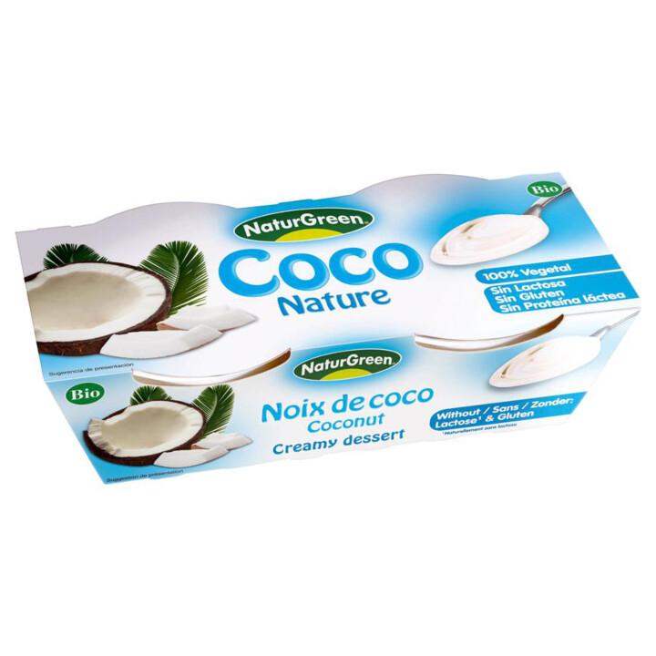 Kokosový dezert