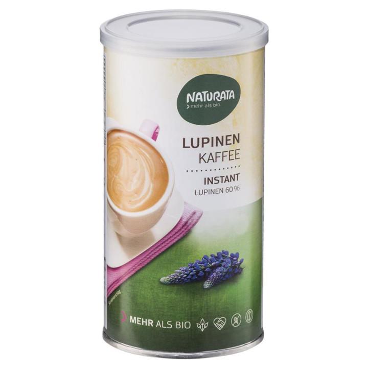 Lupinová bezkofeínová káva