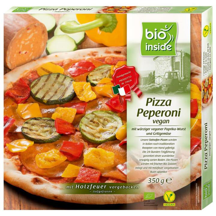 Pizza Peperoni - mrazená