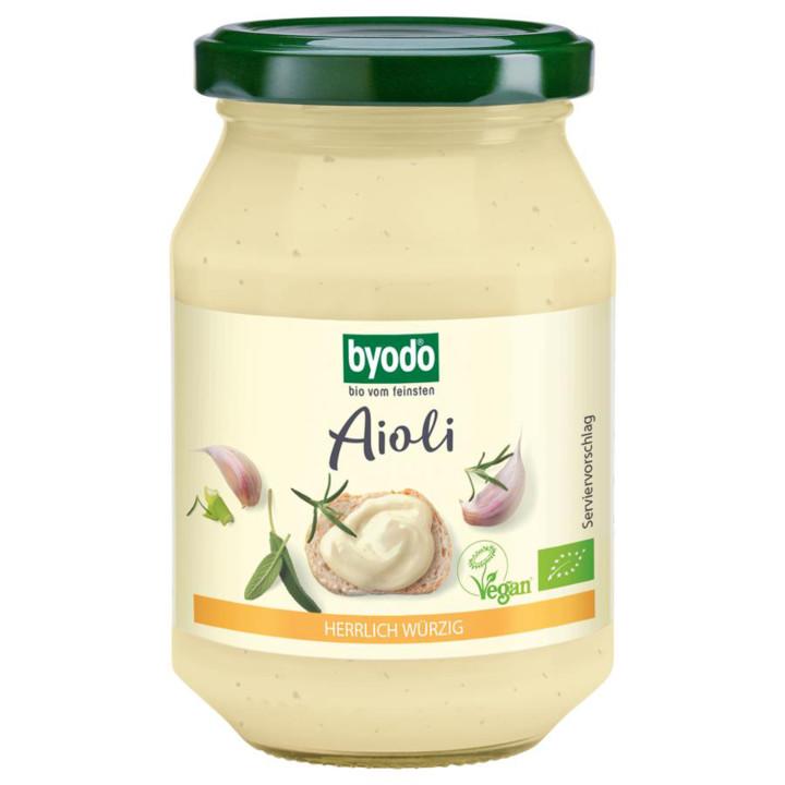 Aioli - majonéza s cesnakom
