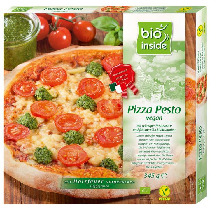 Pizza pesto - mrazená