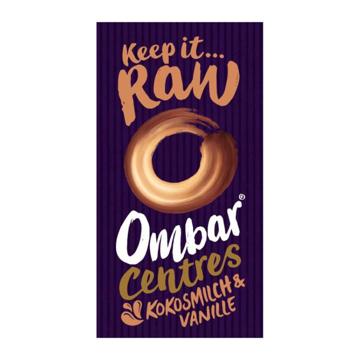 RAW čokoláda kokos, vanilka