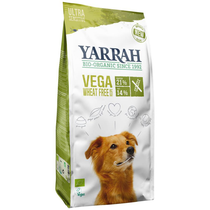 Granule 10 kg - bez pšenice Yarrah 283778