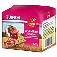 Knäckebrot s quinoou