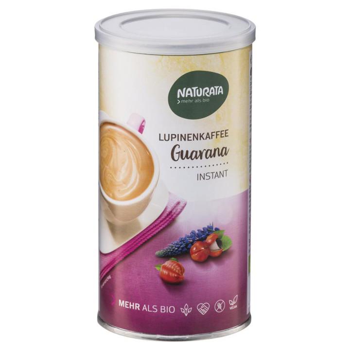 Lupinová káva s guarana