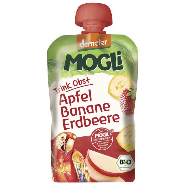 Jahodové smoothie Maugli