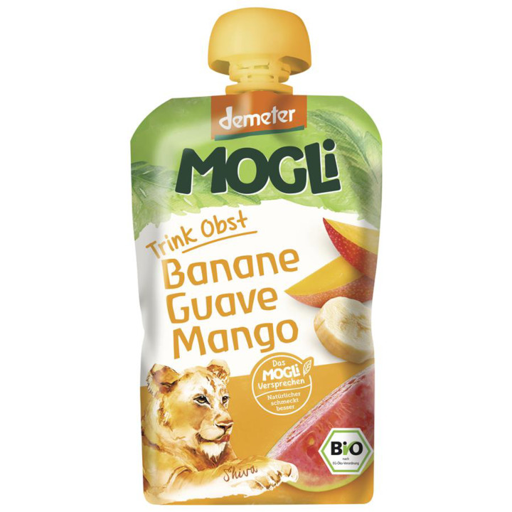Guavové smoothie Maugli