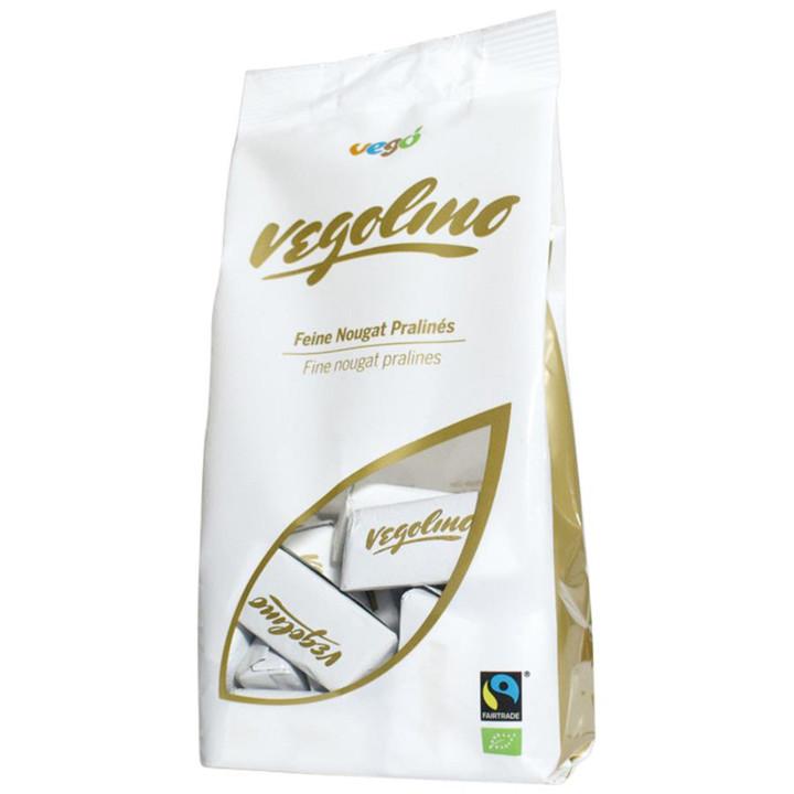 Vegolino - nugátové pralinky