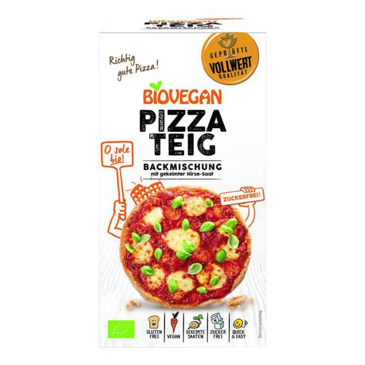 Zmes na bezlepkovú pizzu