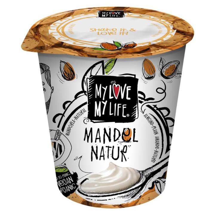 Mandľový jogurt natur 125 g