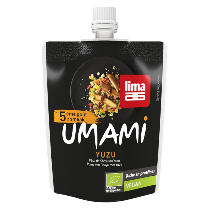 Pasta Umami yuzu