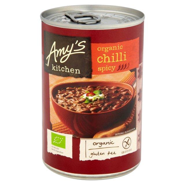 Pikantné fazuľové chilli