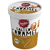 Zmrzlina slaný karamel