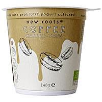 Kešu jogurt káva