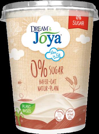 Jogurt ovseno-mandlový