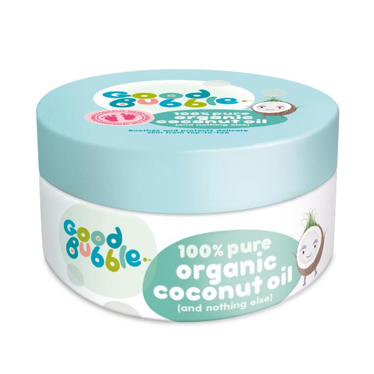 Kokosový olej pre deti