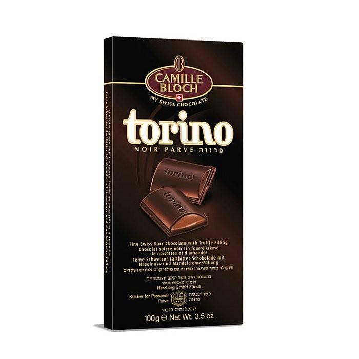 Plnená nugátová čokoláda