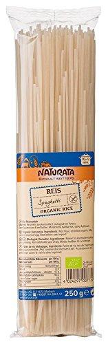 Ryžové bezlepkové špagety