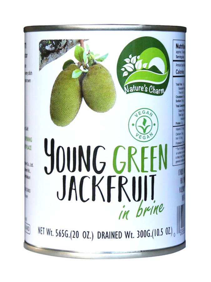 Jackfruit v náleve