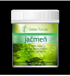 Mladý zelený jačmeň 50 g