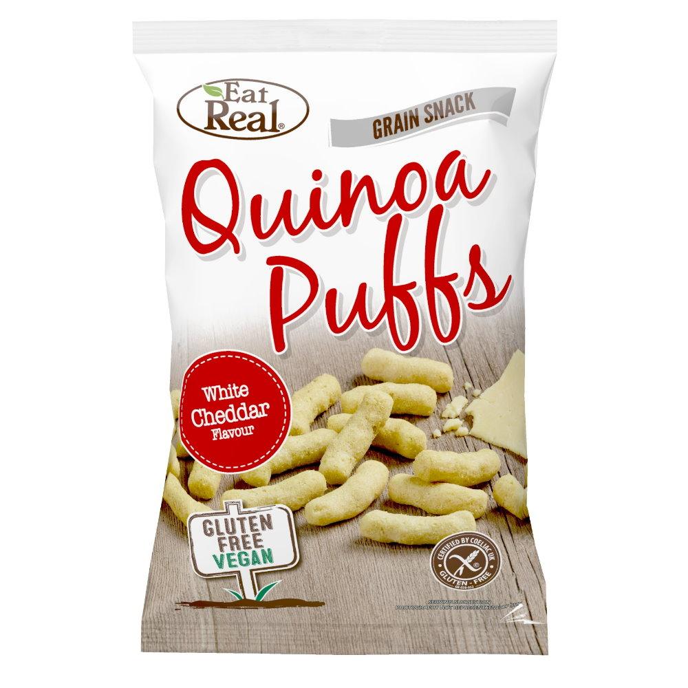 Quinoa chrumky príchuť chedar