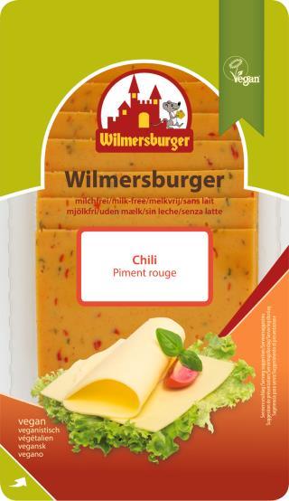 Plátky chilli Wilmersburger