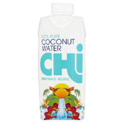 Kokosová voda 330 ml Chi